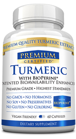 Turmeric Curcumin Premium Turmeric Supplement Review